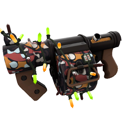 Unremarkable Professional Killstreak Stickybomb Launcher