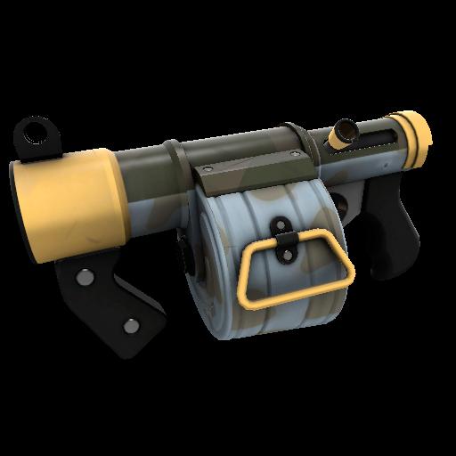 Cool Blitzkrieg Stickybomb Launcher Factory New